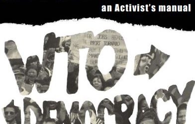 Trade and Investment: An Activist's Manual