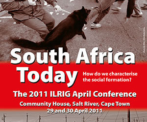 April 2011 Conference: South Africa Today