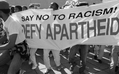 Public Forum: Apartheid – is it over?