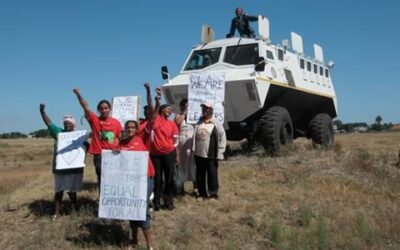 Public Forum: The Occupation of the Rondebosch Common