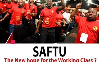 Public Forum: SAFTU
