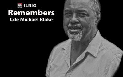 Remembering Comrade Michael Blake