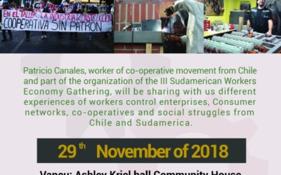 Chilean and Latin American experiences of co-operative and worker-controlled movements
