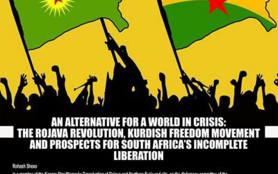 Rojava Speaking Tour