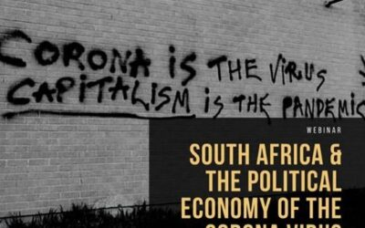 South Africa and the Political Economy of the Coronavirus