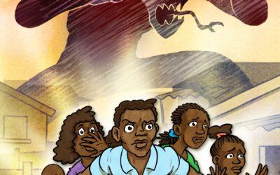 Gender-Based Violence (GBV) comic