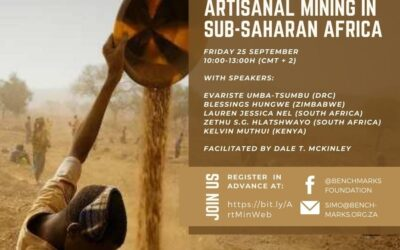 Artisanal Mining in Sub-Saharan Africa