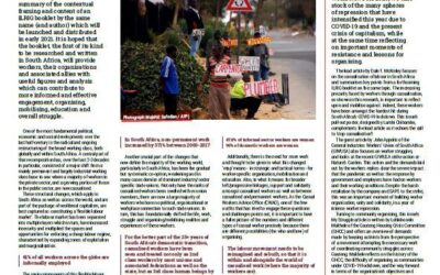 Workers World News Issue 117 (Nov 2020)