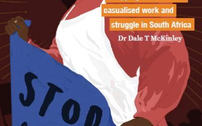 Mapping the World of Casualised Work and Struggle in South Africa