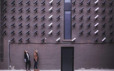 The Pandemic Surveillance State