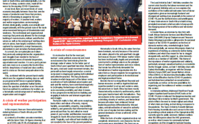 Workers World News Issue 119 (June 2021)