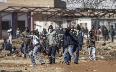 South Africa: Historic rupture or warring brothers again?