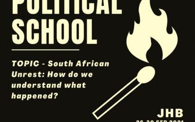 18th Annual Political School